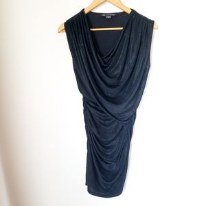 A/X Armani Exchange | Draped Front Mini Dress